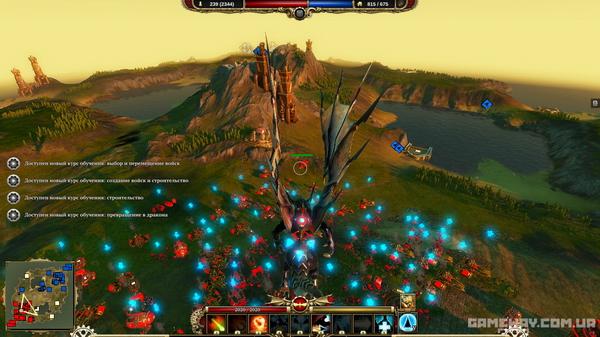 Divinity: Dragon Commander обзор