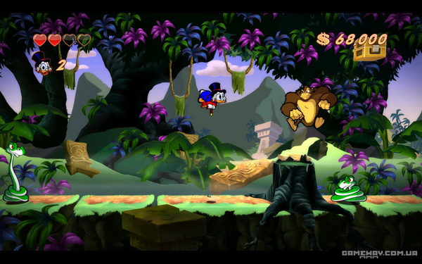 DuckTales Remastered обзор