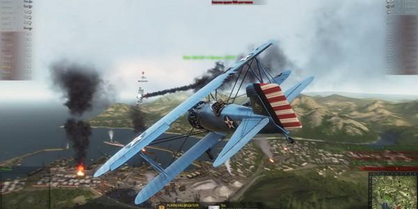 World Of Warplanes скриншоты геймплея ОБТ