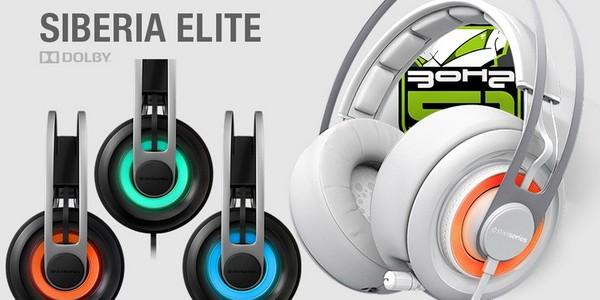 SteelSeries Siberia Elite