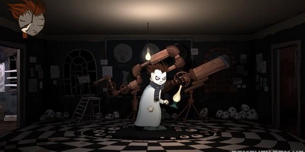 Скриншоты геймплея Knock-knock