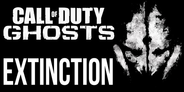 cod ghosts extinsion