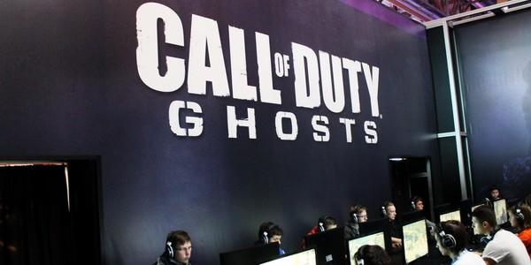 cod ghosts igromir 2013_foto