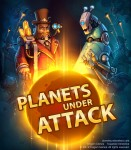 "Cover art for ""Planets Under Attack"""