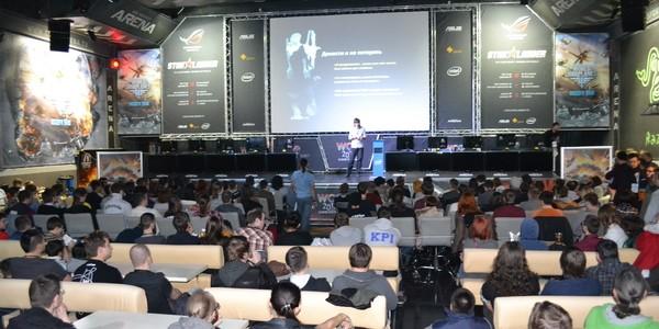 GamesNightKiev 2013 - отчет и репортаж от GameWay (фото)