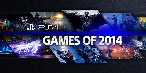 100 ps4 games in 2014