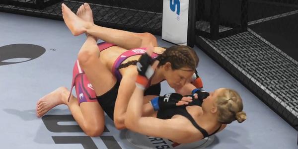 EA SPORTS UFC new