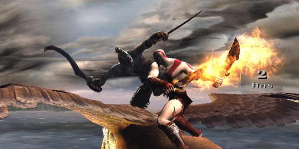 God of War Vita