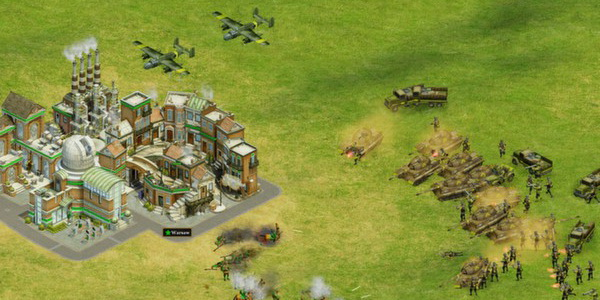 Rise of Nations Steam