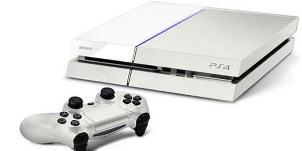 PS4white