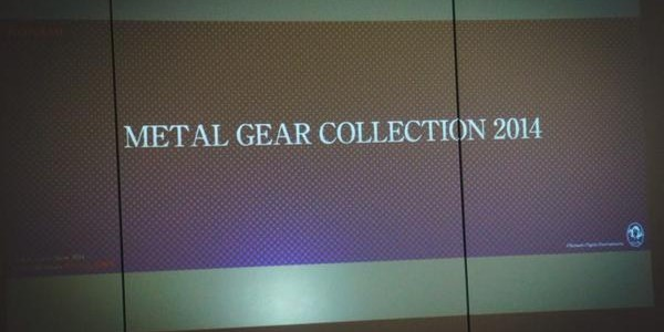 Metal GEar Collection