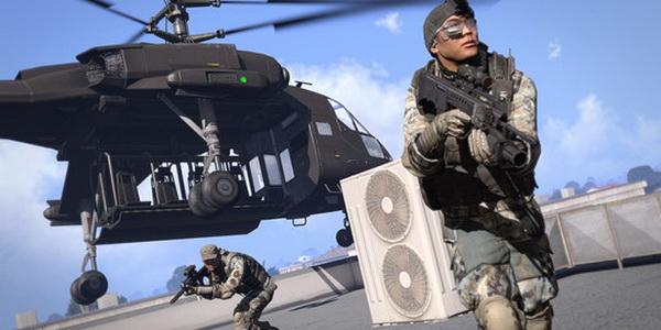 arma 3 helocopters