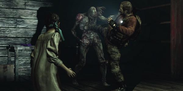 Resident Evil Revelations 2 logo 2