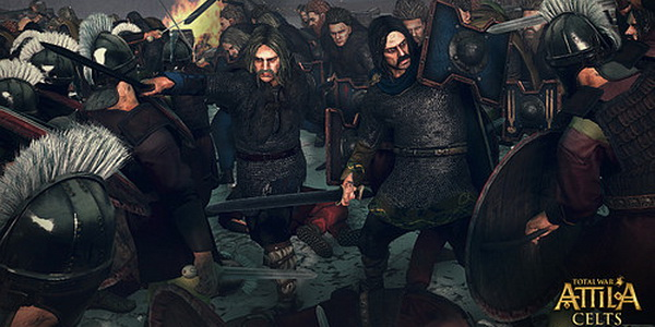 Attila Celts