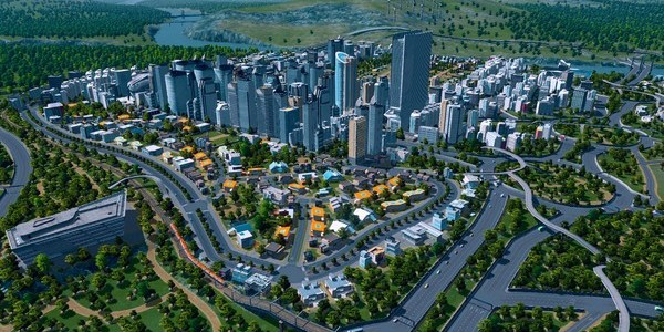 Cities Skylines new