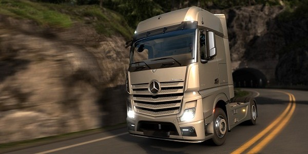 MB New Actros 2014 ETS2