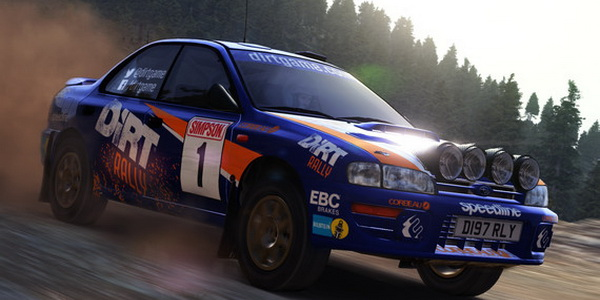 DiRT Rally logo