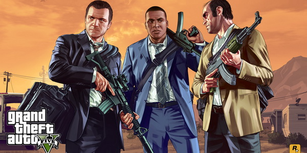 GTA 5 main art