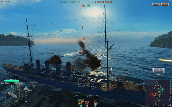World of Warships — обзор игры, рецензия