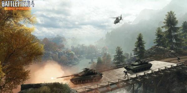 Battlefield 4 Legacy