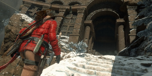 Rise of the Tomb Raider PC Logo