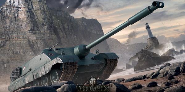 World of Tanks art