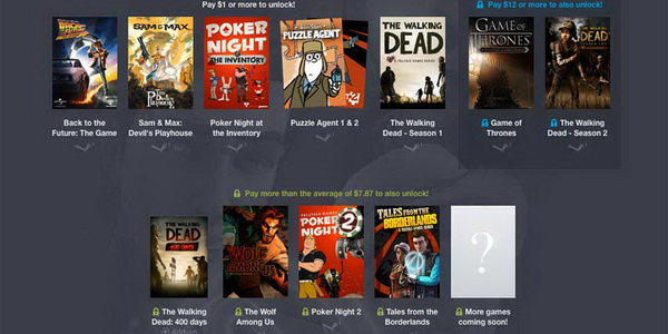 Telltale Bundle