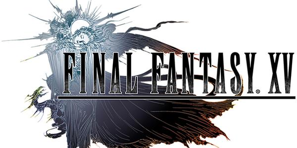 Final Fantasy 15 logo
