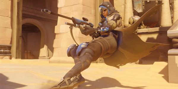 Ана Амари — новый герой Overwatch