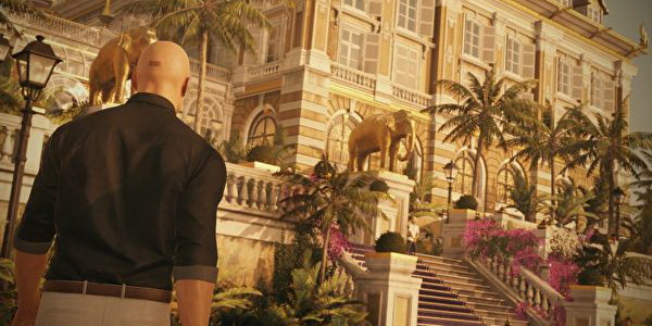 Hitman fourth
