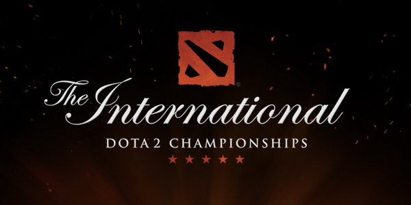 The International 2016 logo
