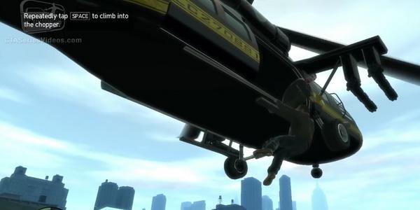 GTA 4 Bug