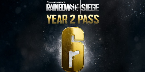 Rainbow Six Siege Year 2