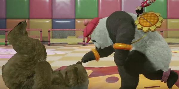 Panda Tekken 7