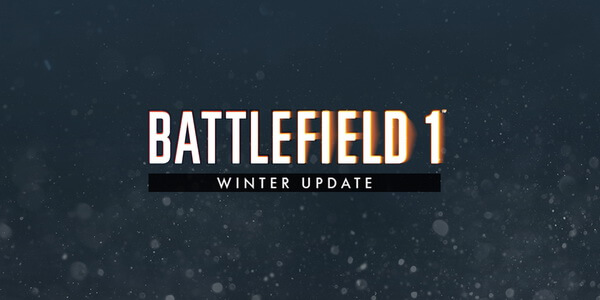 Battlefield 1 Winter Update