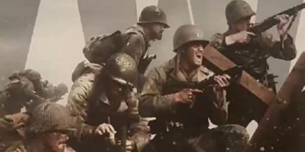 CoD WW2_logo