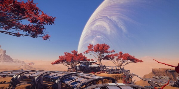 Mass Effect Andromeda planets