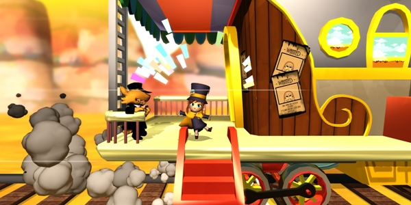 A Hat in Time