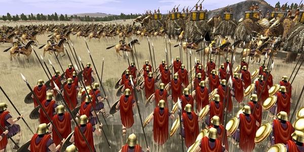 Rome: Total War — Alexander