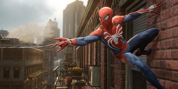 Как трюки из Marvel's Spider-Man выглядят в реальной жизни (видео)