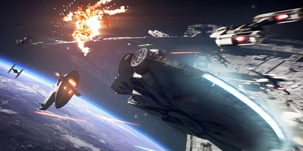 Новый трейлер Star Wars Battlefront 2 (видео)