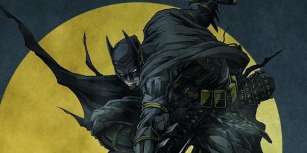 Трейлер аниме «Бэтмен-ниндзя» (видео)