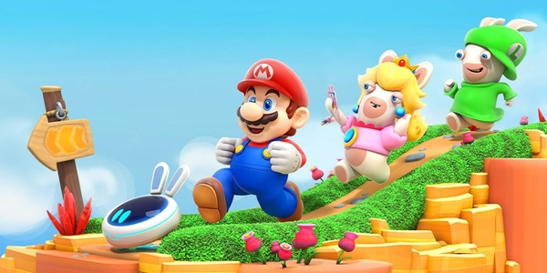 Mario + Rabbids: Kingdom Battle получит PvP-режим