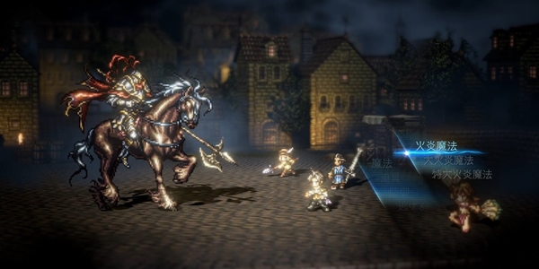 Авторы Project Octopath Traveler рассказали об улучшениях в игре (видео)