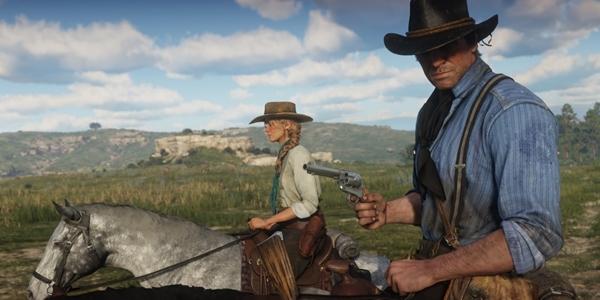 Rockstar представила второй геймплейный ролик Red Dead Redemption 2 (видео)