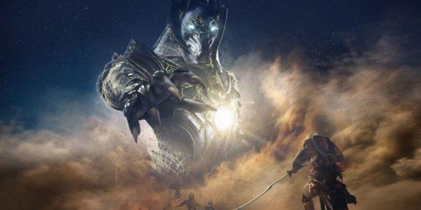 В Assassin's Creed: Origins появился режим бога (видео)