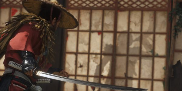 Трейлер Ghost of Tsushima (видео)