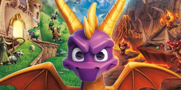 12 минут геймпля ремейка второго Spyro (видео)