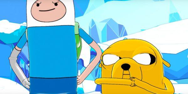 Релизный трейлер Adventure Time: Pirates of the Enchiridion (видео)