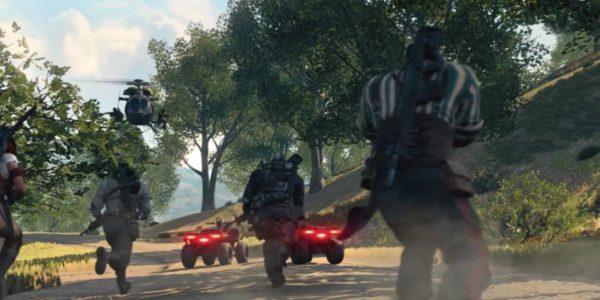 Activision показала трейлер режима Blackout для Call of Duty: Black Ops 4 (видео)